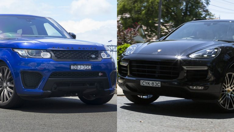 Own a Range Rover or Porsche? Maintaining Tips for Luxury Cars