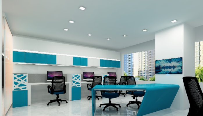 Hire Professional Interior Fit Out for Your Office Today