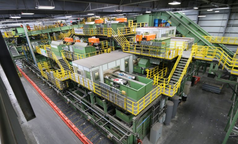 A quick look at modern recycling tech